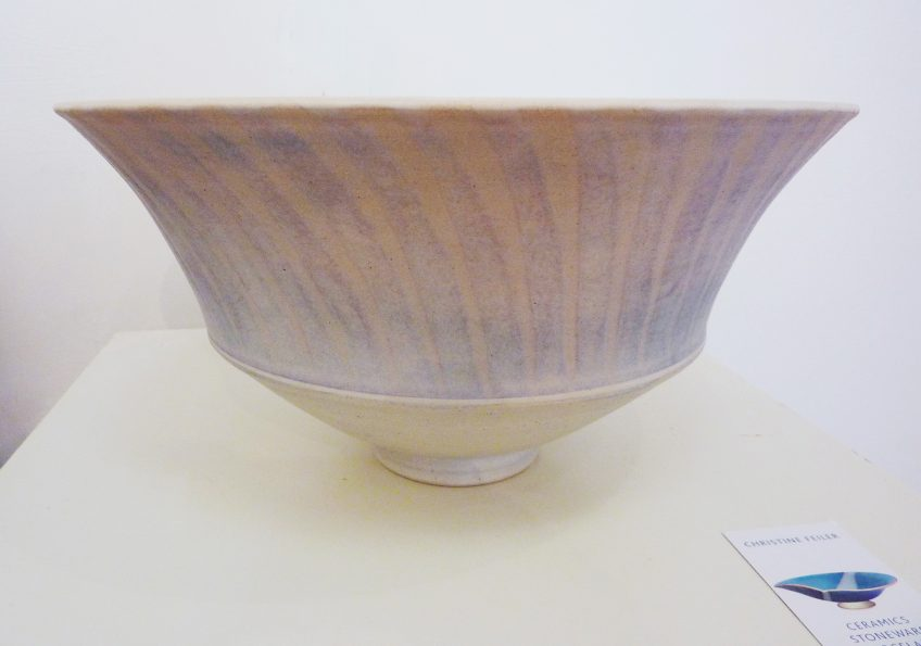 Large Stoneware Bowl