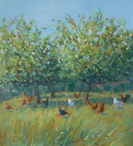 Summer Orchard
