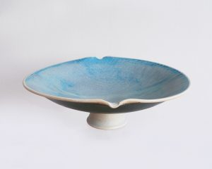 foote blue dish